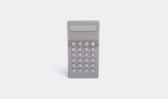 'Mastercal' calculator by Lexon