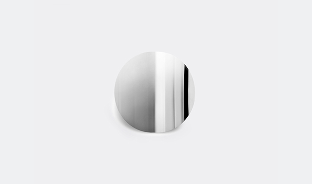 'Imago' mirror object, by Mater