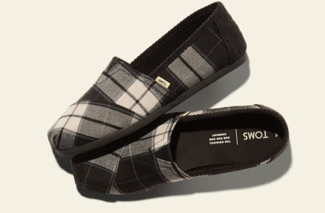 Limited Edition Plaid Classics | Milled