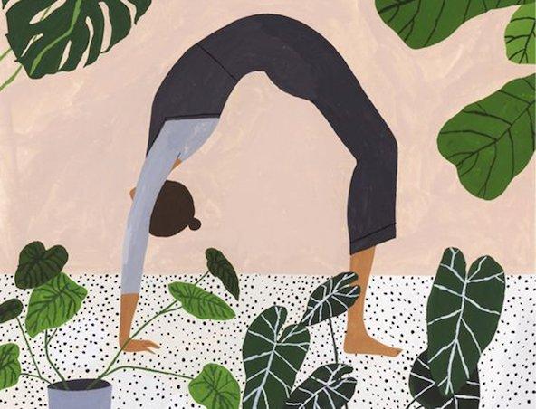 Ask Jean: Skin-Friendly Yoga Mat?