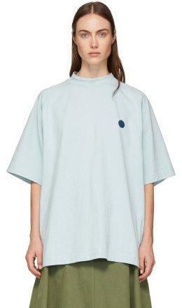 Acne Studios - Blue Bl Konst Bassetty Uni T-Shirt