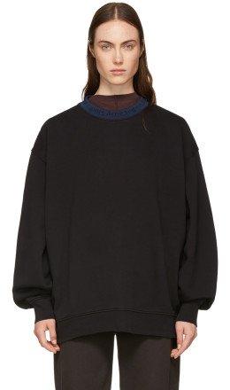Acne Studios - Black Yana Sweatshirt