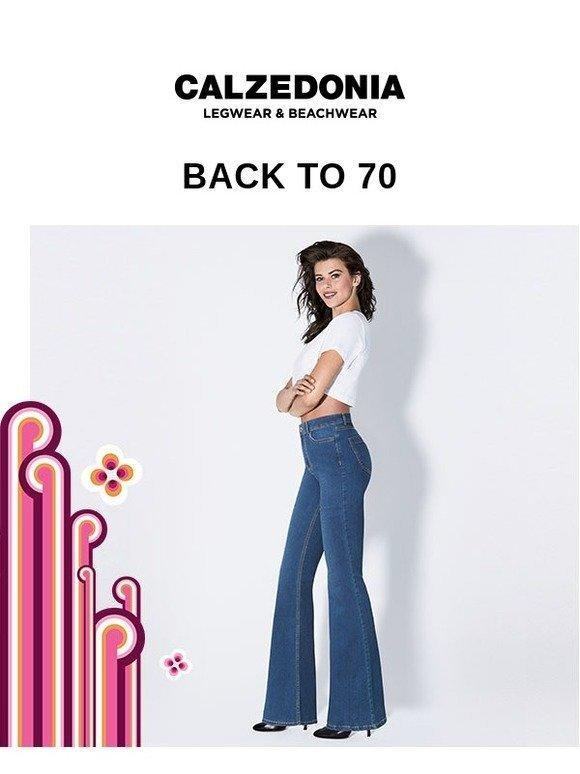 Nuovi Prodotti 83a88 79cd9 Calzedonia: Il ritorno dei jeans a zampa! | Milled