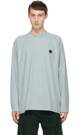 Acne Studios Bl Konst - Blue Carp Uni T-Shirt
