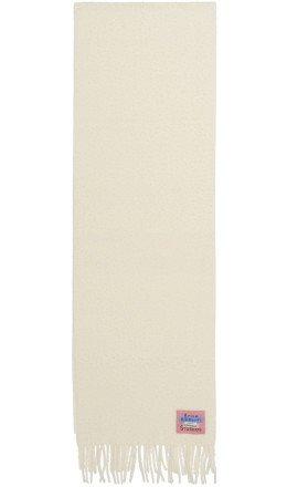 Acne Studios Bl Konst - White Holmes Scarf