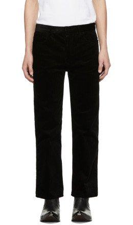 Haider Ackermann - Black Conducer Trousers