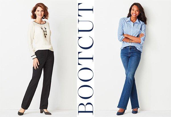 Shop Bootcut Pants