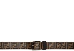 Fendi - Brown 'Forever Fendi' Belt