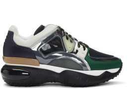 Fendi - Multicolor Translucent Vinyl Sneakers