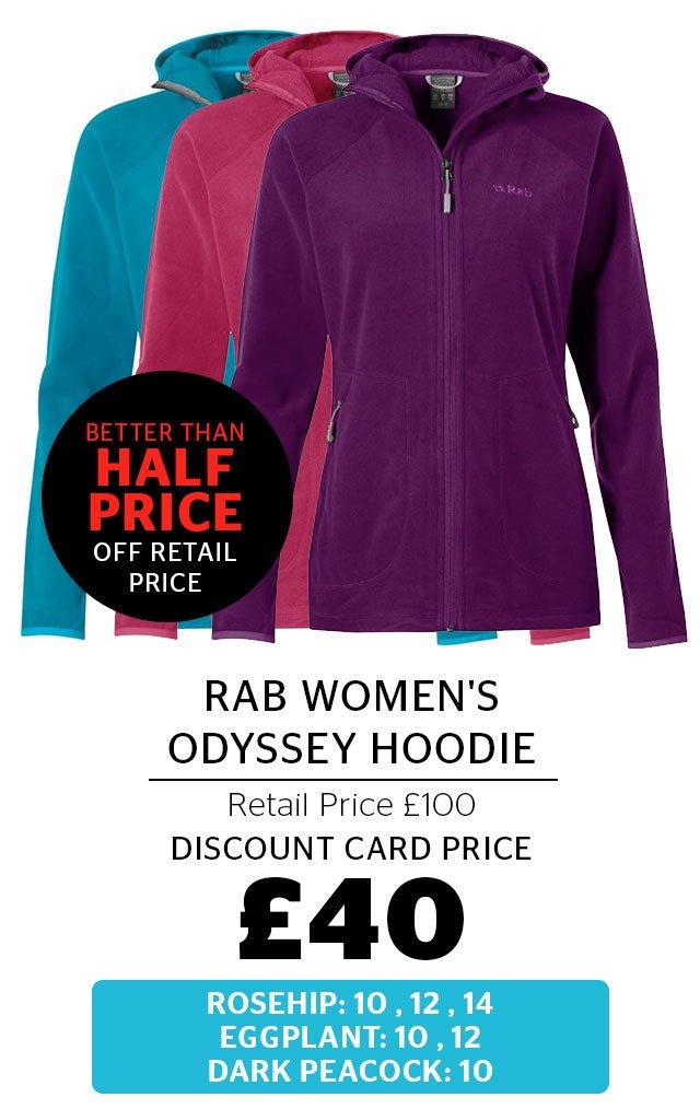 Rab Womens Odyssey Jacket
