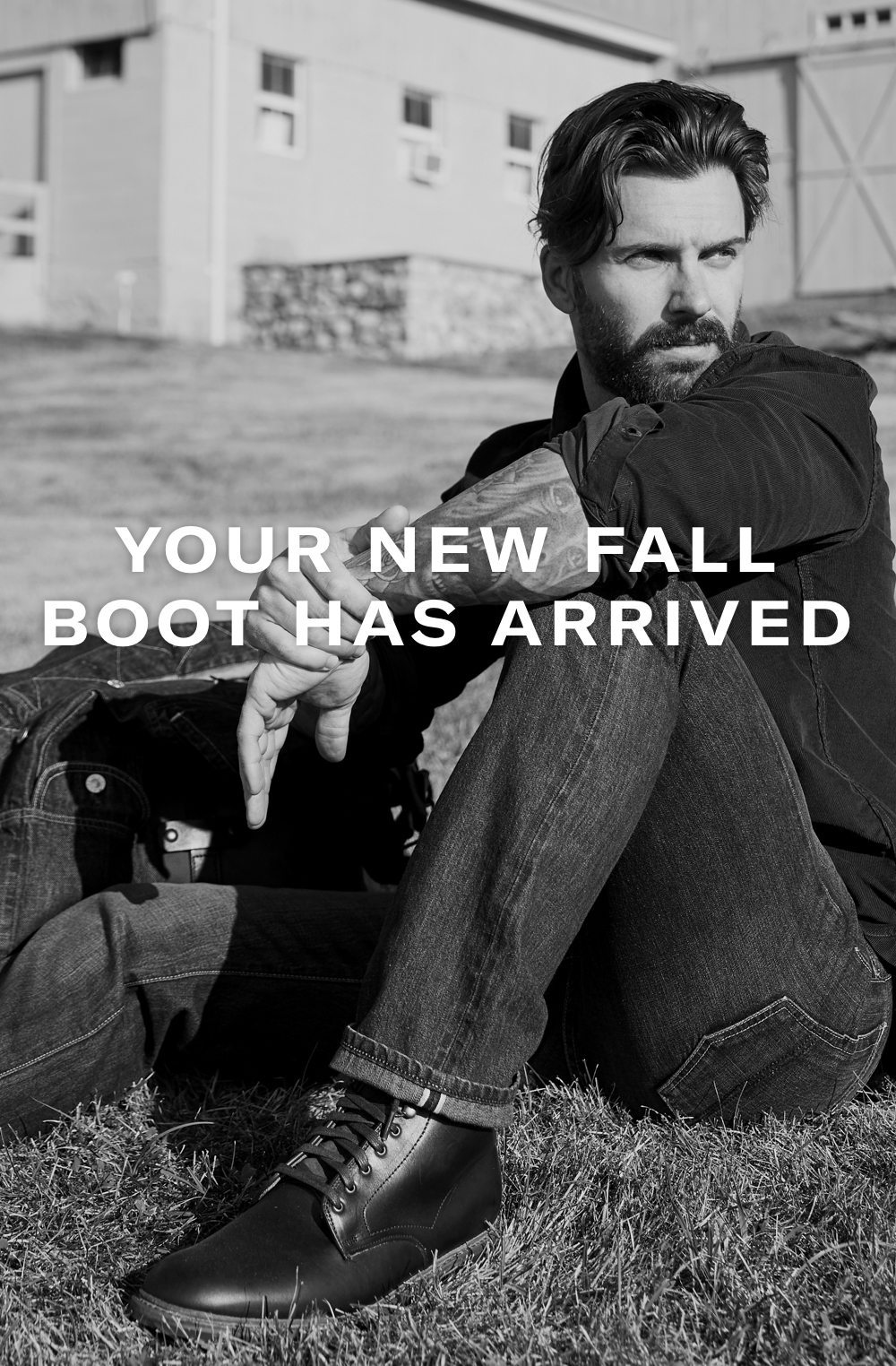 Your New Fall Boot Has Arrived