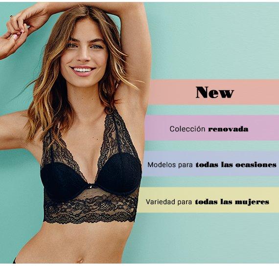 531dfa4f512b WomenSecret: Llévate 3 y paga solo 2 | Celebrate your body | Milled