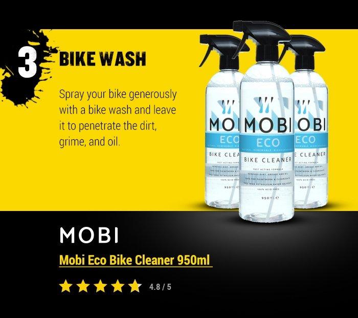 Mobi Bike wash