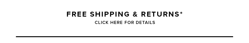 Free shipping. Click for details.