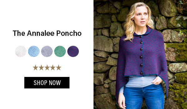 The Annalee Poncho