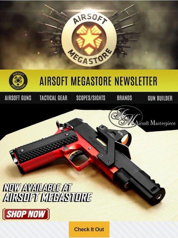 AirsoftMegastore com: Airsoft Masterpiece|Best Hi-Capa Parts! | Milled