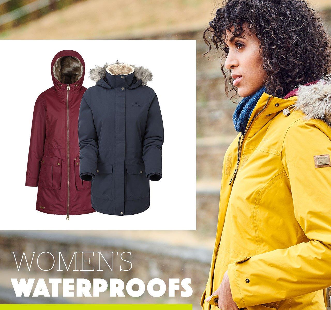 Women's waterproof