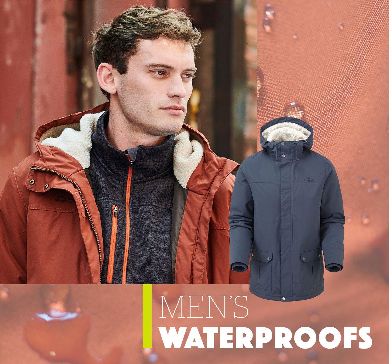 Men's waterproof