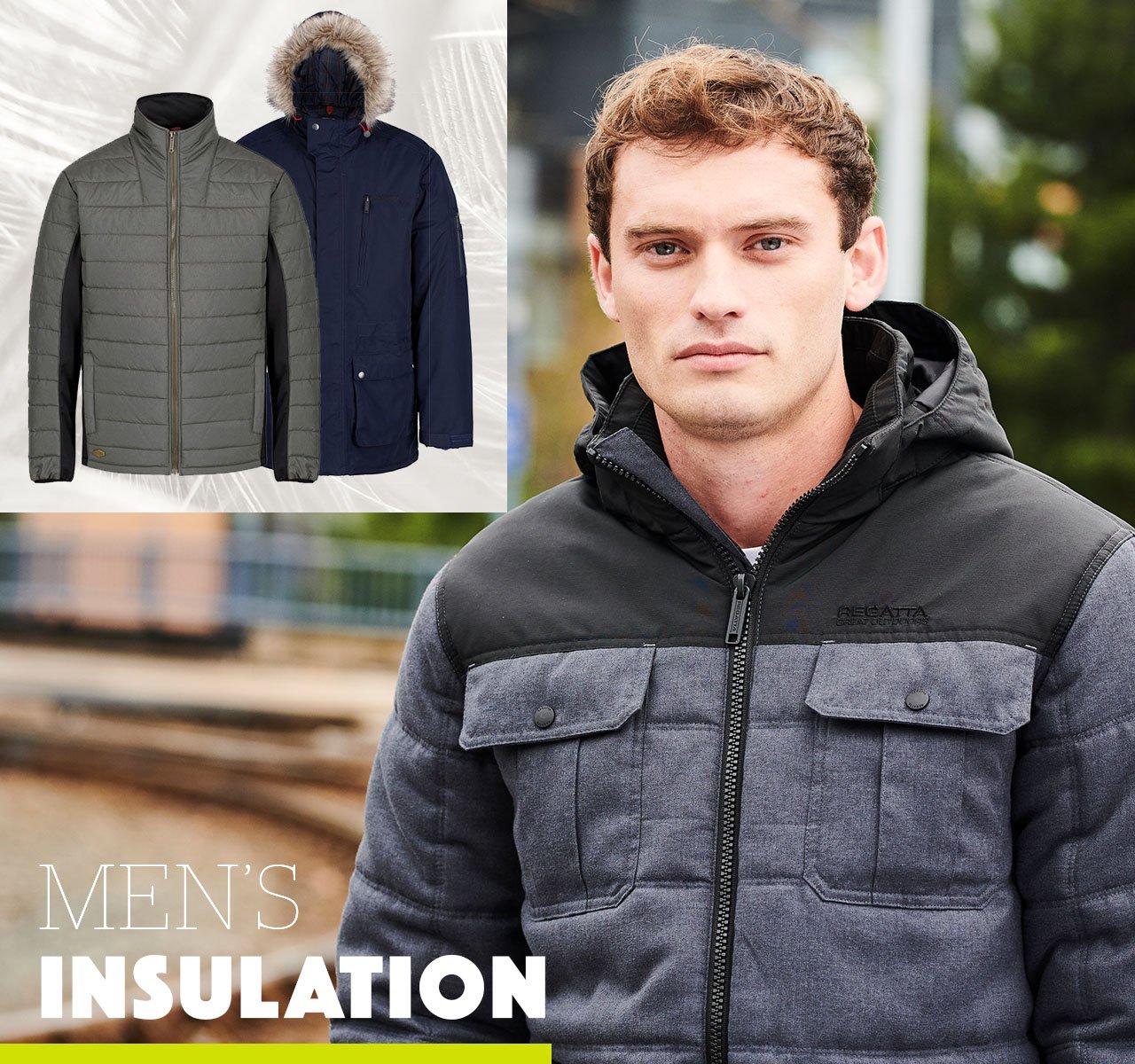 Men's insulation
