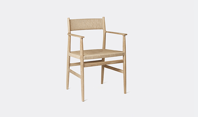 Arv' dining chair by Brdr. Krger