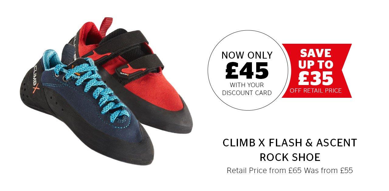 Climb X Rock Shoe