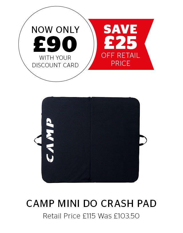 CAMP Mini Do Crash Pad