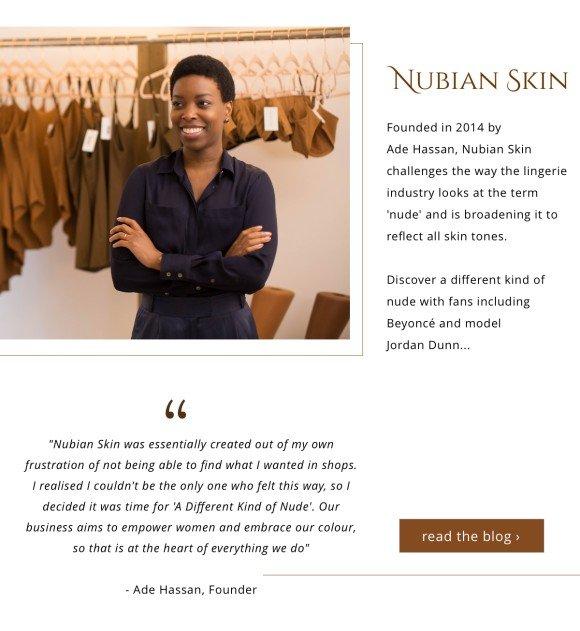 5a5a4e3730c Nubian Skin Naked Moulded Bra in Cafe Au Lait (B-DD)  51