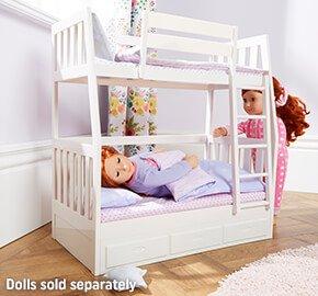 Our Generation Dream Bunk Beds Assortment