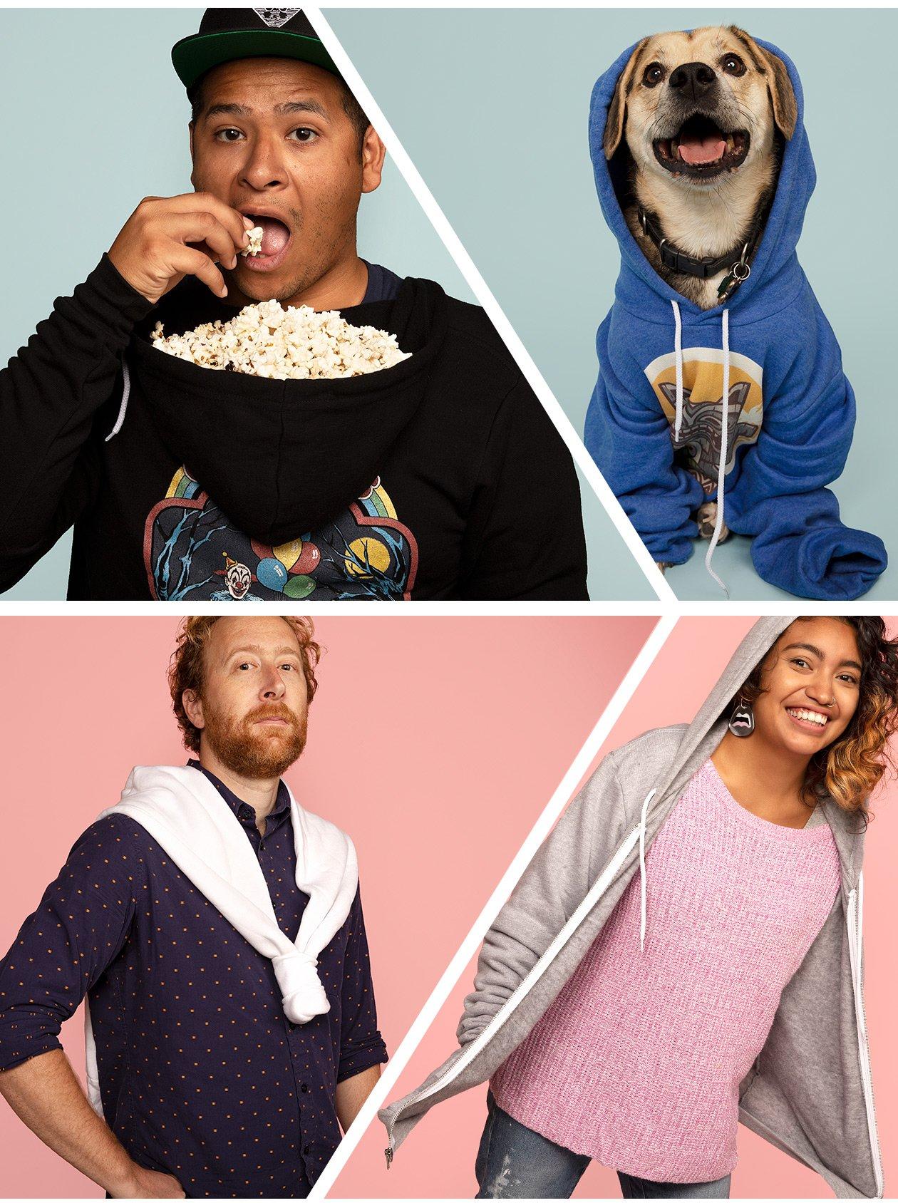 $29 Zip-ups + 40% off Fall Items!