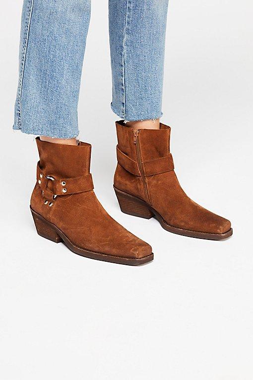Fairfax Western Boot
