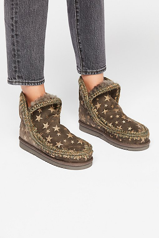 Mou Meadow Stars Boot