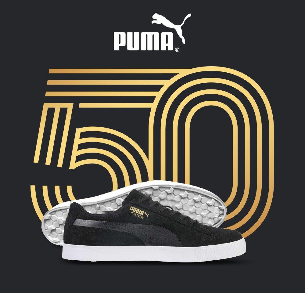 puma 50 year anniversary