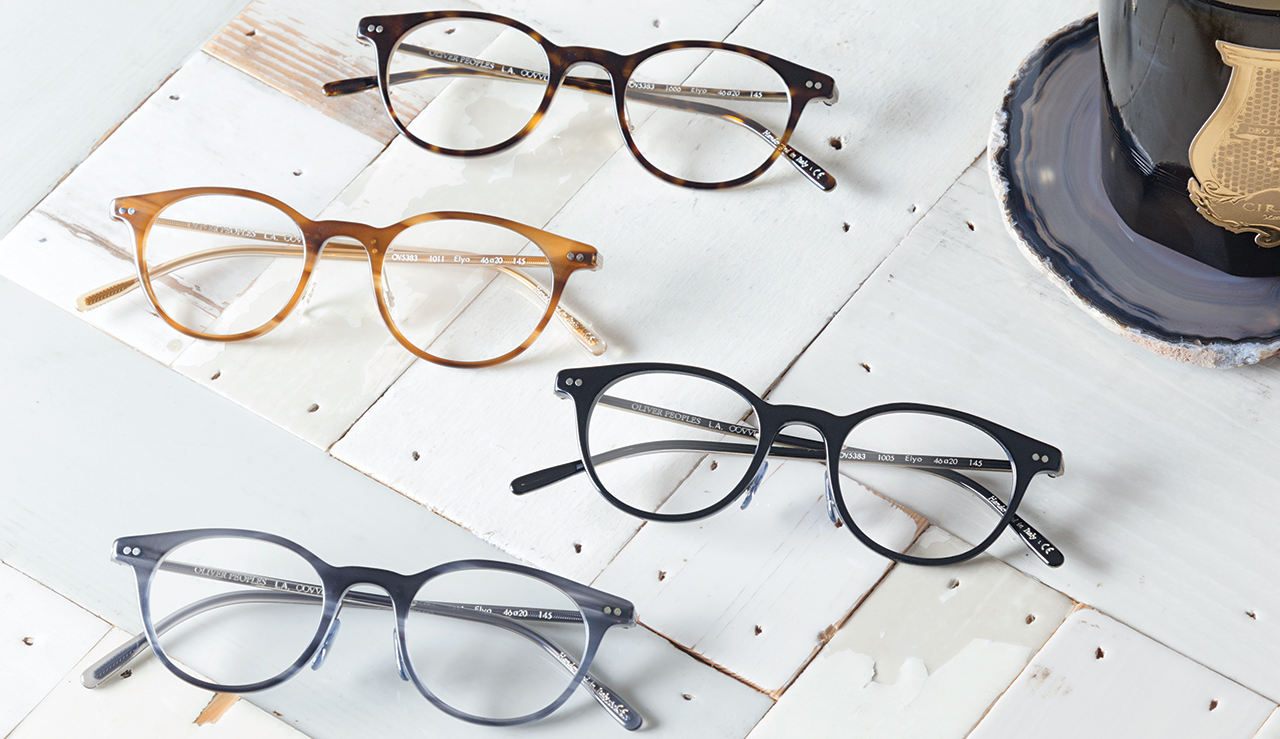 32bc5b7ffac The new optical collection is a study in refined
