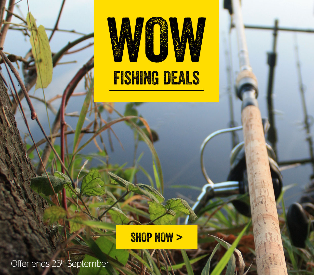 Wow-deals Fishing