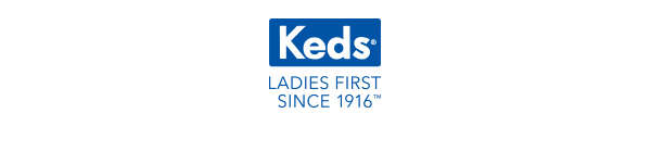 Keds - Ladies First Since 1916