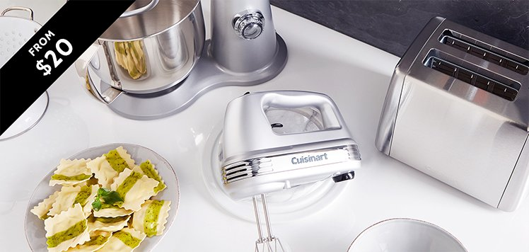 Cuisinart Kitchen Appliances