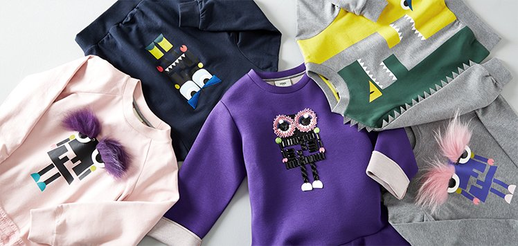FENDI for Kids