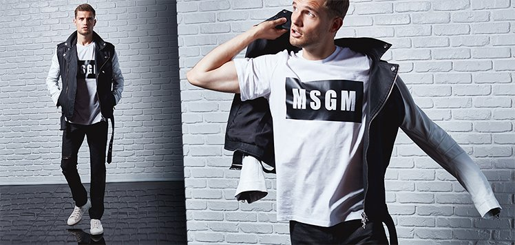 Style Now With MSGM