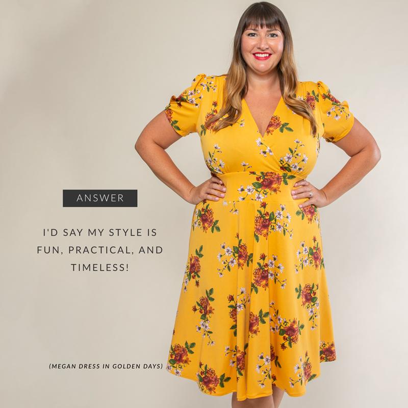 1bf7f5c1d39 Karina Dresses  Meet Our Model - Mary!