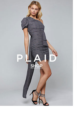 Plaid   SHOP >