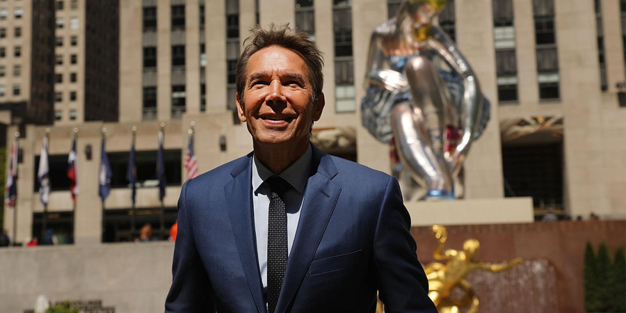Wheat Beer with a Side of Warhol: In Conversation with Jeff Koons