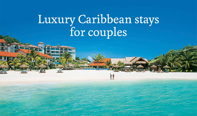 Luxury Caribbean stays for couples