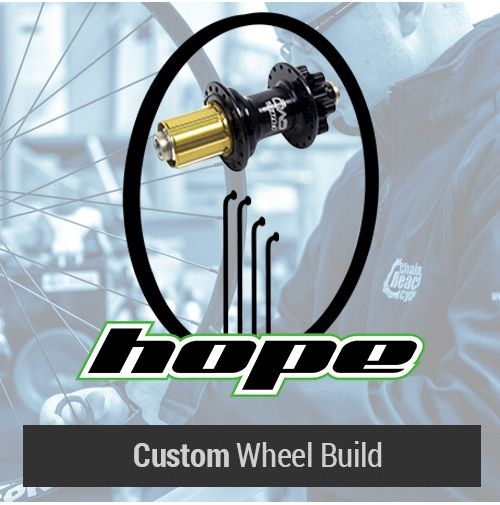 Hope Custom MTB Disc Rear Wheel