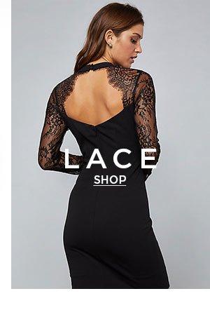Lace   SHOP >