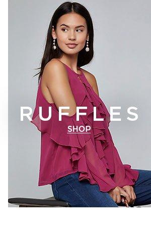 Ruffles   SHOP >