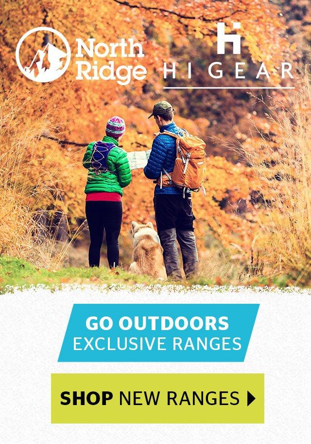 North Ridge Hi Gear