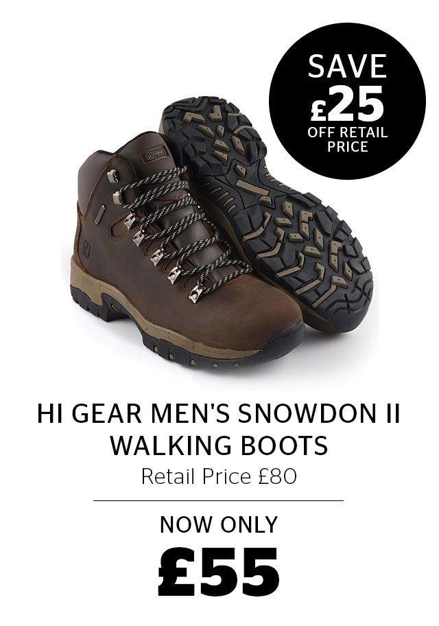 Hi Gear Men's Snowdon II Walking Boots
