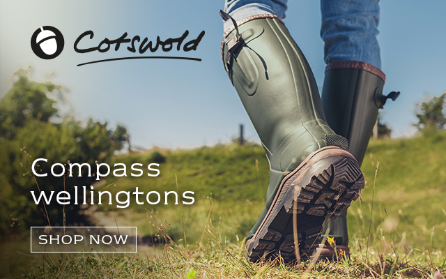 Cotswold Compass Wellingtons