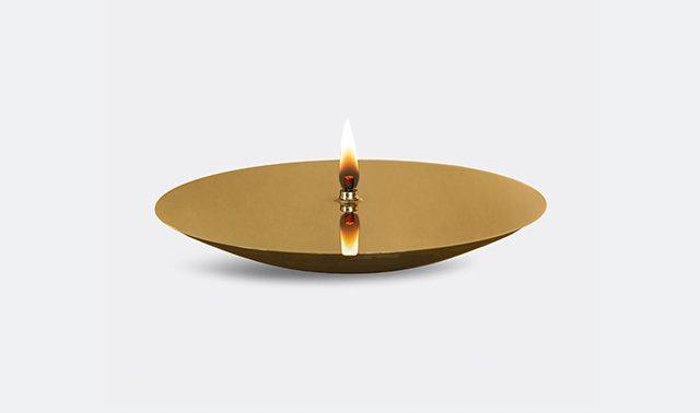 'Holocene No.1' oil lamp by Wstberg