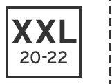 WOMEN | XXL | 20-22